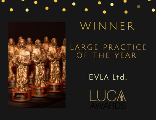 Az 2020-as év legjobb könyvelő irodája az EVLA LTD az Egyesült Királyságban